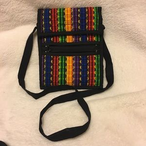 Handbags - NWOT Guatemalan Handmade Crossbody